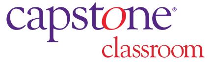 Capstone Classroom